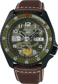 Японские мужские часы в коллекции SEIKO 5 Мужские часы Seiko SRPF21K1