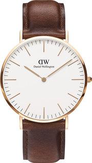 Мужские часы в коллекции Classic Мужские часы Daniel Wellington DW00100006