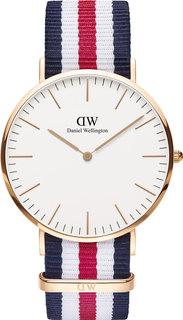 Мужские часы в коллекции Classic Мужские часы Daniel Wellington DW00100002
