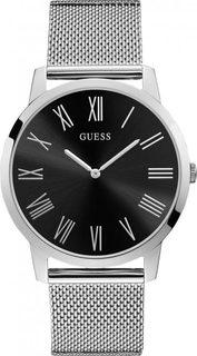 Мужские часы в коллекции Dress Steel Мужские часы Guess W1263G1