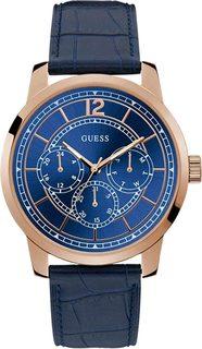 Мужские часы в коллекции Dress Steel Мужские часы Guess W1306G1