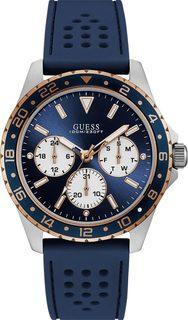 Мужские часы в коллекции Sport Steel Мужские часы Guess W1108G4