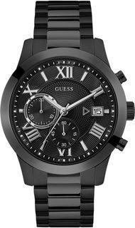 Мужские часы в коллекции Dress Steel Мужские часы Guess W0668G5