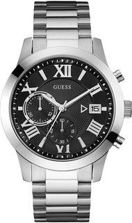 Мужские часы в коллекции Dress Steel Мужские часы Guess W0668G3