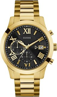 Мужские часы в коллекции Dress Steel Мужские часы Guess W0668G8