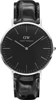 Мужские часы в коллекции Classic Black Мужские часы Daniel Wellington DW00100135