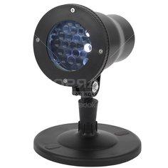 Украшение интерьера Проектор LED Снежинки Б0041645, холодный свет