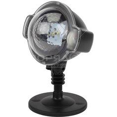 Украшение интерьера Проектор LED Падающий снег Б0041644, холодный свет