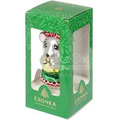 Елочная игрушка Ёлочка Мышка С846
