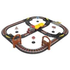 Игрушка детская Магистраль Железная дорога YK-2501