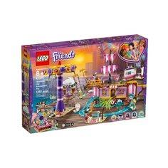 Игр Конструктор LEGO FRIENDS Прибрежный парк развлечений 41375