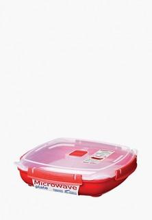 Контейнер для хранения продуктов Sistema MICROWAVE, 1,3 л