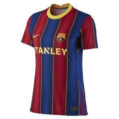 Женское футбольное джерси из домашней формы ФК «Барселона» 2020/21 Vapor Match Nike