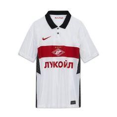 Футбольное джерси для школьников из выездной формы ФК «Спартак» 2020/21 Stadium Nike