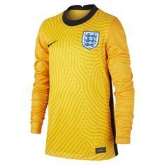 Футбольное джерси для школьников England 2020 Stadium Goalkeeper Nike