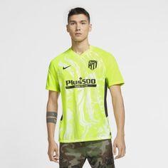 Мужское футбольное джерси из третьего комплекта формы ФК «Атлетико Мадрид» 2020/21 Stadium Nike
