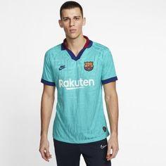Мужское футбольное джерси FC Barcelona 2019/20 Vapor Match Third Nike