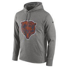 Мужская худи Nike Circuit Logo Essential (NFL Bears)