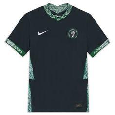 Женское футбольное джерси из выездной формы сборной Нигерии 2020 Stadium Nike