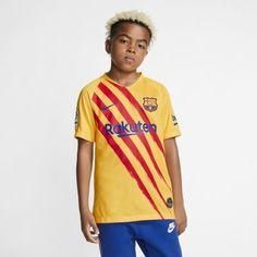 Футбольное джерси для школьников FC Barcelona Stadium Fourth Nike