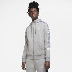 Мужская флисовая худи с молнией во всю длину Nike Sportswear