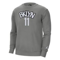 Мужской свитшот Nike НБА Jordan Brooklyn Nets Statement Edition