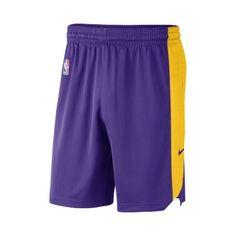 Мужские шорты НБА Los Angeles Lakers Nike