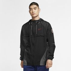 Мужская куртка с молнией во всю длину для тренинга Nike
