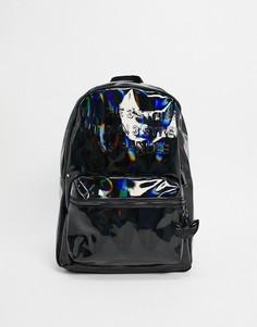 Рюкзак с полосками adidas Originals-Мульти