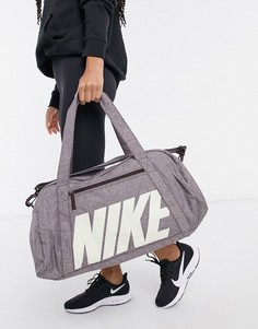 Фиолетовая спортивная сумка дафл Nike Training Gym Club-Фиолетовый