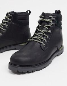 Черные водонепроницаемые походные ботинки Toms Ashland 2.0-Черный