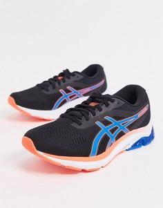 Синие кроссовки Asics Running gel pulse 12-Синий
