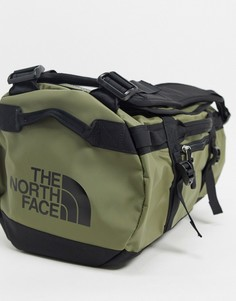Зеленая сумка дафл The North Face Base Camp-Зеленый
