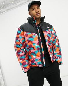 Разноцветная куртка The North Face Saikuru-Многоцветный