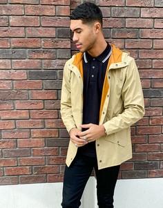 Куртка-дождевик Rains-Бежевый