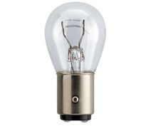 Лампа Philips LongLife EcoVision P21/5W BAY15d 12V-21/5W 12499LLECOB2 (2 штуки)