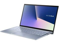 Ноутбук ASUS Zenbook UM431DA-AM022T 90NB0PB3-M03540 (AMD Ryzen 7 3700U 2.3 GHz/16384Mb/512Gb SSD/AMD Radeon RX Vega 10/Wi-Fi/Bluetooth/Cam/14.0/1920x1080/Windows 10 Home 64-bit)