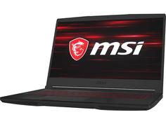 Ноутбук MSI GF63 Thin 9SCSR-897XRU 9S7-16R412-897 (Intel Core i7-9750H 2.6GHz/8192Mb/1Tb/nVidia GeForce GTX 1650 Ti Max-Q 4096Mb/Wi-Fi/Bluetooth/Cam/15.6/1920x1080/Free DOS)