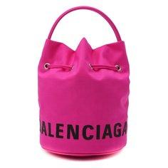 Сумка Bucket Balenciaga