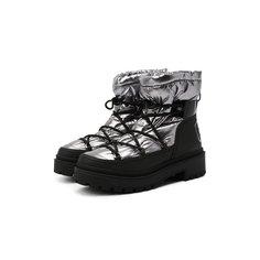 Кожаные ботинки Valentino Garavani Trekkgirl Valentino