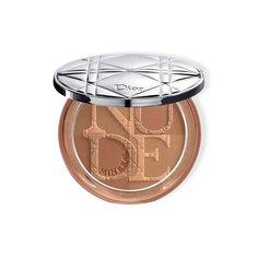 Пудра c эффектом загара Diorskin Mineral Nude Bronze, 06 Теплый закат Dior