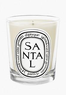 Свеча ароматическая Diptyque Santal/Сандаловое дерево, 190 г