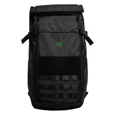 """Сумки для ноутбуков Рюкзак 17.3"""" RAZER Tactical Pro Backpack, черный/зеленый [rc81-02890101-0500]"""
