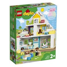 Конструктор LEGO Duplo Модульный игрушечный дом, для девочек, 10929