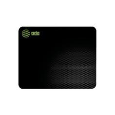 Коврик для мыши CACTUS CS-MP-D02M, Medium, черный