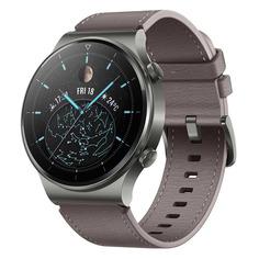 "Смарт-часы Huawei Watch GT 2 Pro Vidar-B19V, 1.39"", серый / серый [55026317]"