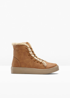 Ботинки на шнуровке Bonprix