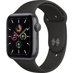 Смарт-часы Apple Watch SE GPS 40мм Space Gray MYDP2RU/A