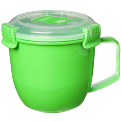 Контейнер для продуктов Sistema To-Go Soup Mug 565мл Green (21142)