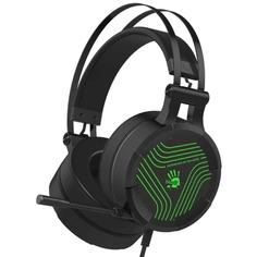 Игровые наушники A4Tech Bloody G530S Black/Green